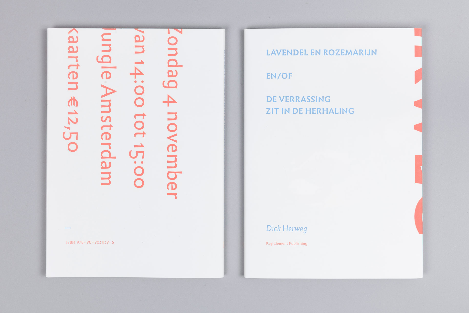 Back and front with dustjacket